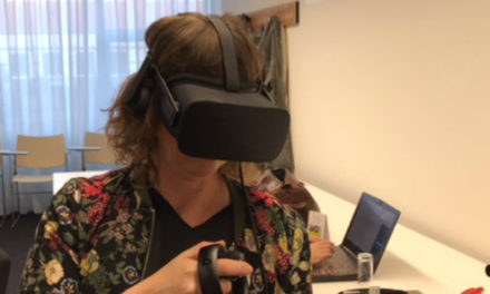 Virtual reality voor leren en ontwikkelen: more than fun?
